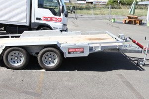 Car Salvage Trailer 3 5t Hire