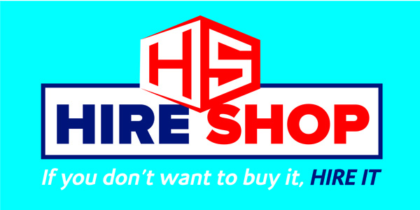 Hire Shop Feilding Logo
